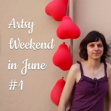 Artsy Weekend in June part 1: Witching Day and Wallpeople