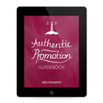 Free Authentic Promotion Guidebook now available!