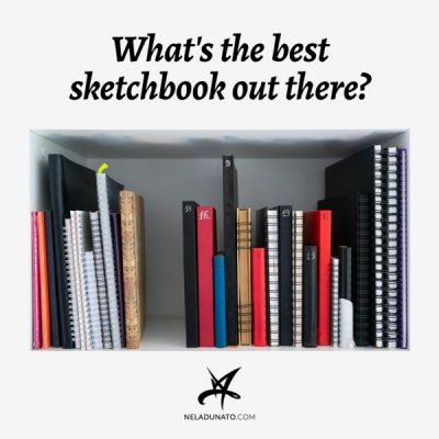 What's the best sketchbook out there?