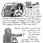 Big Mouth: A graphic essay on self-expression
