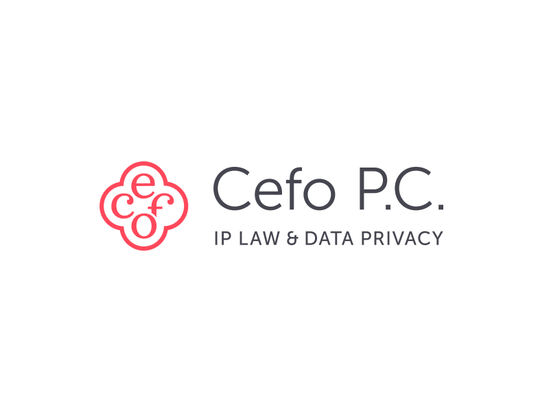 Cefo PC logo design