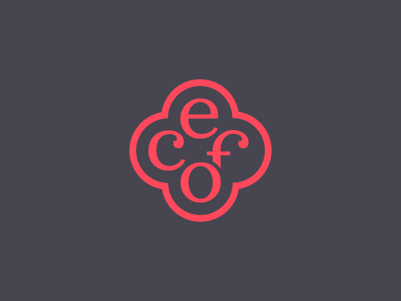 Cefo PC monogram design
