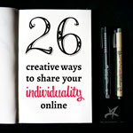 Creative ways to share your individuality thumb