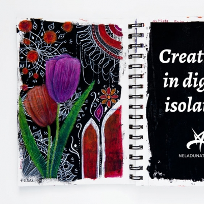 Creativity in digital isolation