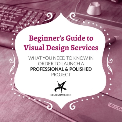 Beginner's Guide to Visual Design Services