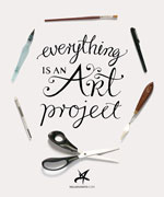 Everything is an art project thumb