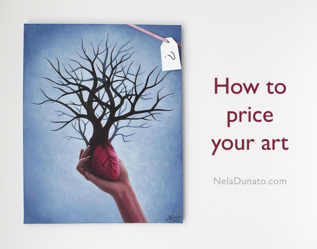 How to price your art