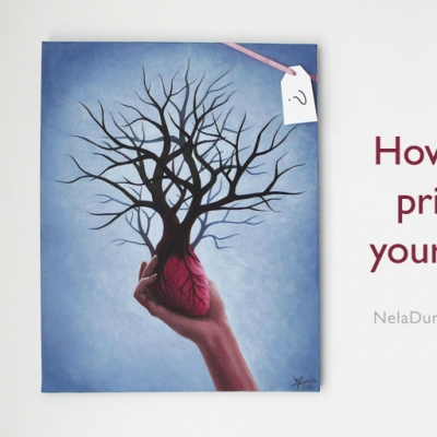 How to price your art — Demystifying the art pricing process for beginners