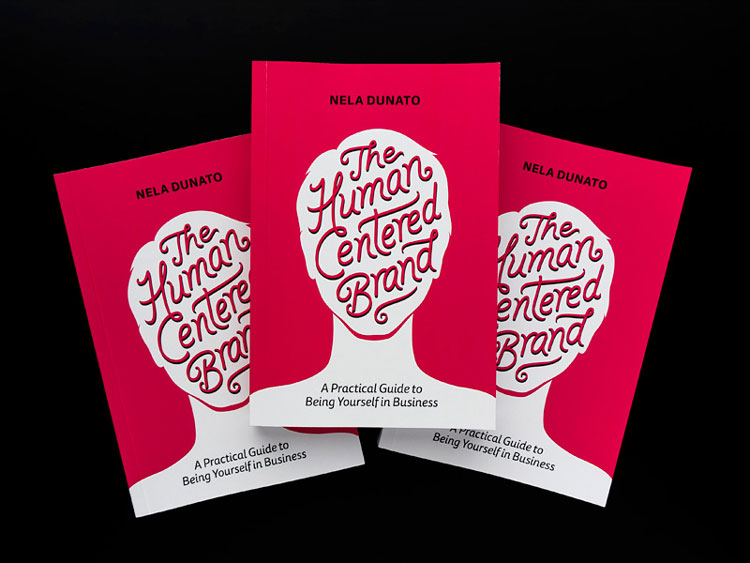 The Human Centered Brand paperback books