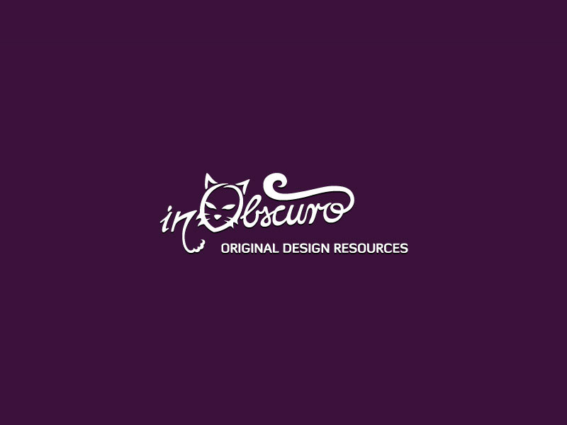 inObscuro logo with tagline