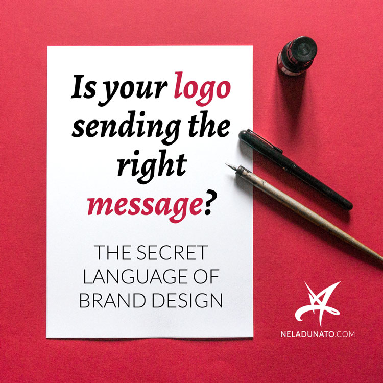 Is your logo sending the right message? The secret language of brand design