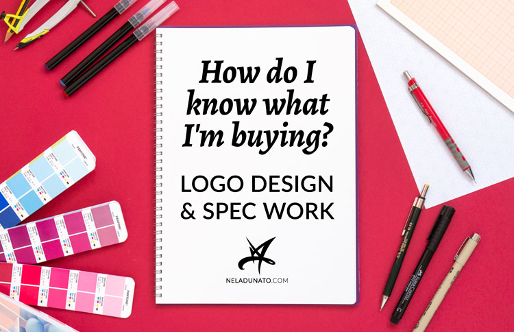 How do I know what I'm buying? – Logo design & spec work
