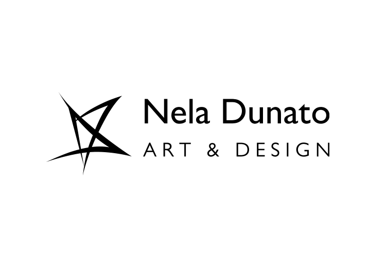 Nela Dunato Art & Design old logo