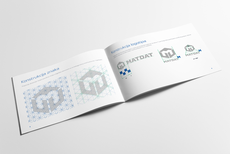 MATDAT brand identity guidelines