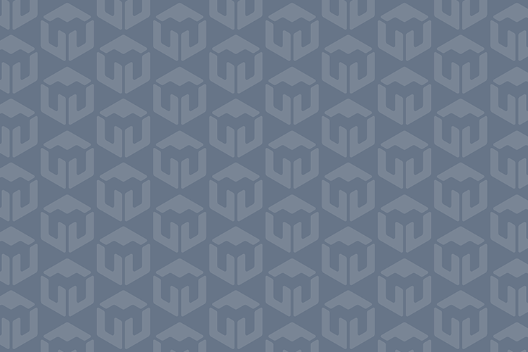 MATDAT visual brand - pattern