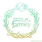 Month Of Fairies: Final week, sketchbook flip video & lessons learned
