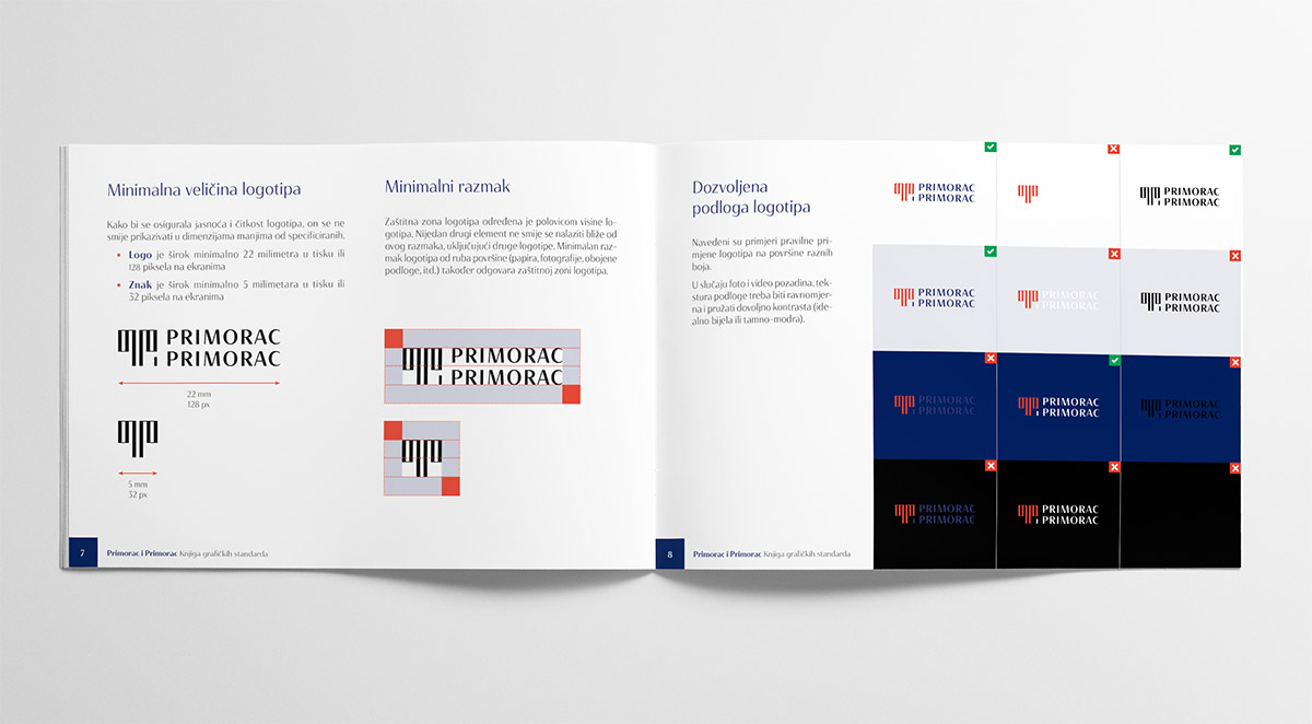 Law firm brand identity guidelines