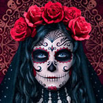 "The making of ""Santa Muerte"" photomanipulation"