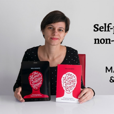 My journey of self-publishing a non-fiction book, part 3: Marketing & selling
