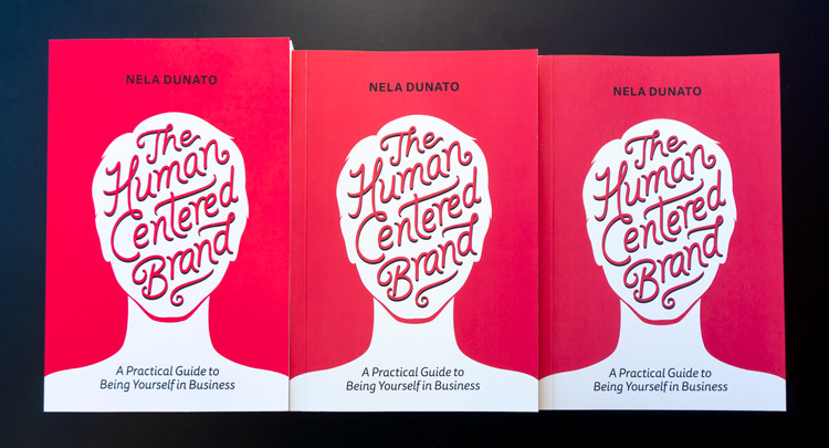 The Human Centered Brand paperback editions