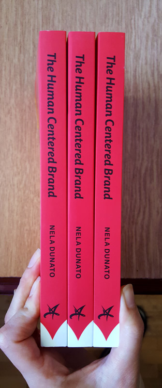 Book spine alignment