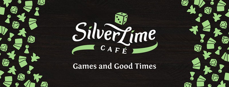 Silver Lime Cafe branding - Facebook cover