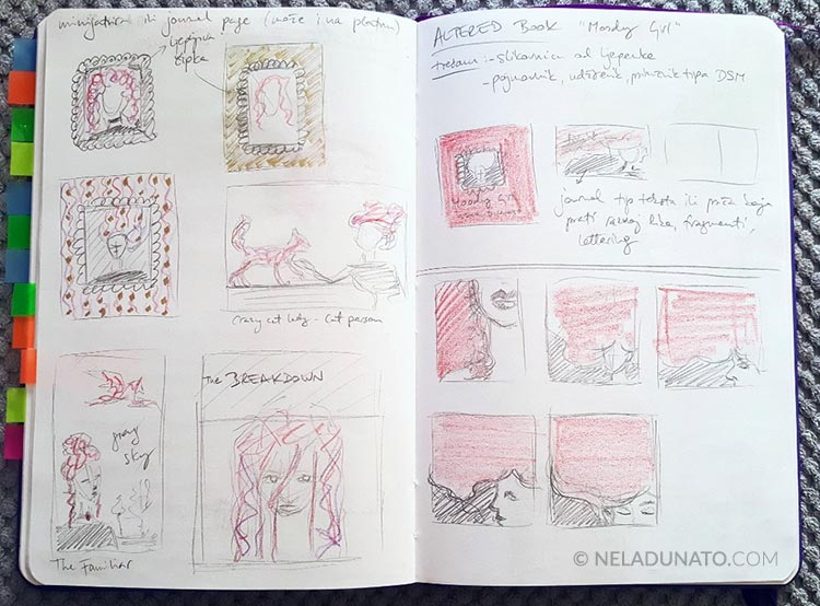 Studio journal - Layers of Reality notes