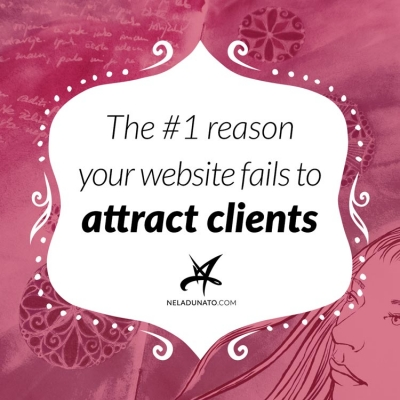 The #1 reason your website fails to attract clients