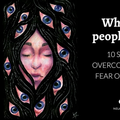 What will people think? 10 steps to overcoming your fear of visibility
