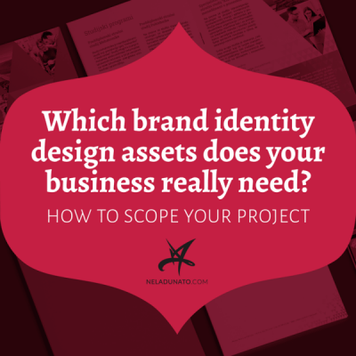 Which brand identity design assets does your business really need?