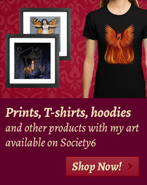 Buy T-shirts & prints on Society6